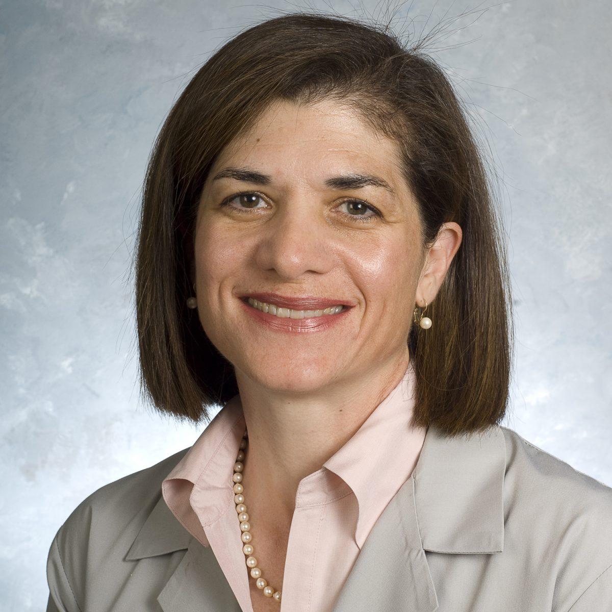 Julie Holland, '89 MD